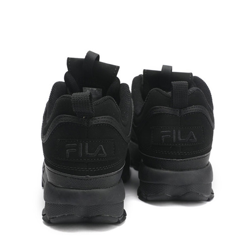 휠라 디스럽터 2 JR (DISRUPTOR II JR - TRIPLE BLACK) [FW04481-001]
