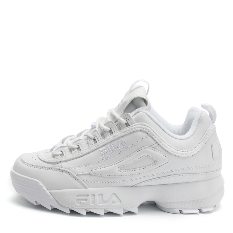 휠라 디스럽터 2 (DISRUPTOR II - TRIPLE WHITE) [FW01655-148]