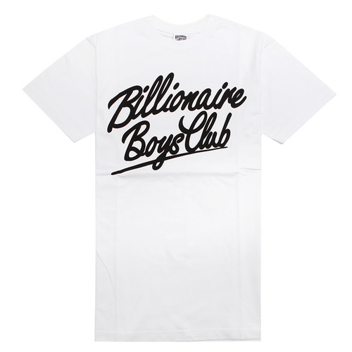 [빌리네어 보이즈 클럽] BB SPACE KING SS TEE (WHITE) [881-3206-WHT]