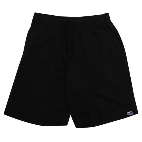 [오베이] OBEY HEAVYWEIGHT EYES SPORTS SHORT (OFF BLACK) [172120036-BLK]